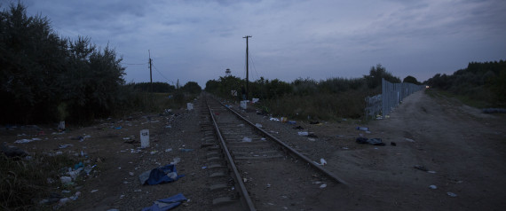 Migrants Continue To Arrive In Hungary